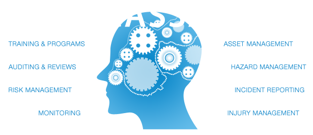 CASSA Services - Mind Map